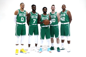 Seeing Green: Celtics Head to Training Camp
