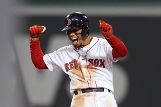 Red Sox Bounce Back, Beat Astros 7-5 to Tie ALCS