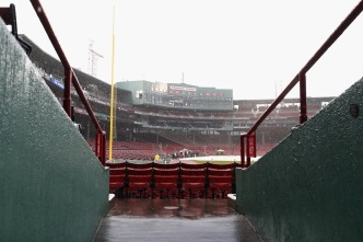 Batting Practice Canceled Ahead of Game 1 Due to Rain
