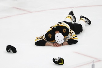 How Do the Bruins Survive Without Chara?