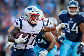 With Gordon Back, Where Does the Pats' Receiver Corps Stand?