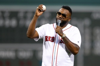 Recovering David Ortiz Returns to Fenway to Throw Out 1st Pitch