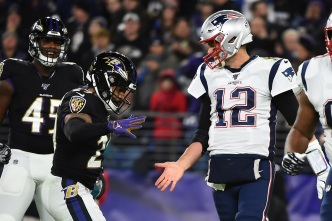 Patriots Say Ravens Loss Won't Become Blueprint for Other Teams