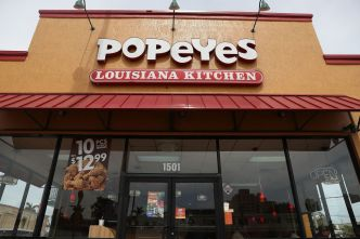 Popeyes in Kenmore Square Has Apparently Closed