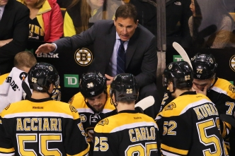 Bruins Bring Back Bruce Cassidy as Head Coach