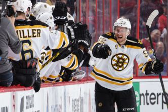 Despite Playoff Elimination, Bruins' Future is Bright