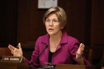 Sen. Warren Dodges Question About Sen. Franken Allegations