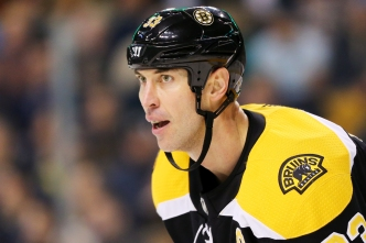 Chara Signs 1-Year Contract Extension With Bruins Worth $5M
