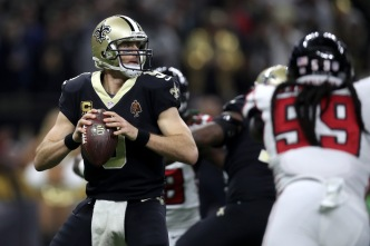 Brees-Keenum: Will Playoff Savvy Prevail in Saints-Vikings?