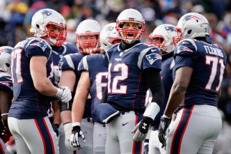 Patriots Chase 7th Straight AFC Title Berth Against Titans