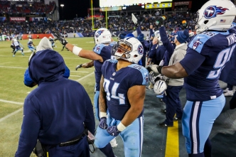 Titans, Jaguars Aim to Show They're the Real Deal in AFC