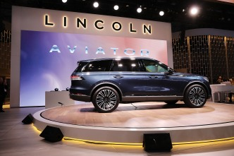Lincoln to Debut new Tech in 2020 That Can Scan for Potholes