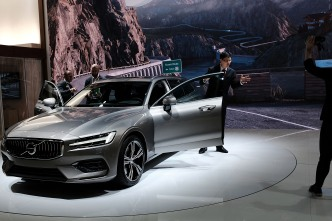 Volvo Shuffles Production Plans in Reaction to Tariffs