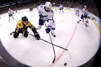 Bruins Lose to Lightning in Overtime