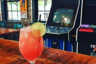 This Restaurant-Arcade Mashup Is Expanding in the Boston Area