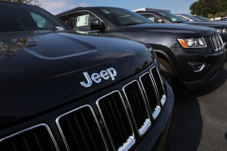 Fiat Chrysler to Invest $4.5 Billion to Build New Jeep Models