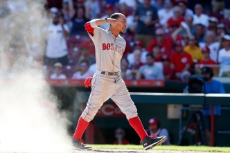 5 Red Sox Players Selected to 2018 AL All-Star Team