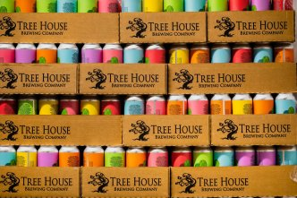 Tree House Brewing Company to Open Beer Garden at Pru