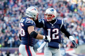 WATCH: Brady Lets Guard Down, Hits Back at Haters