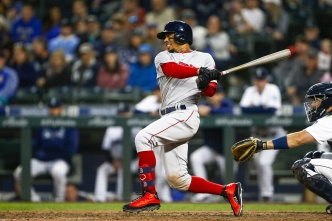 Mookie Betts on Slow Start to Season: 'What I'm Doing Is Unacceptable'