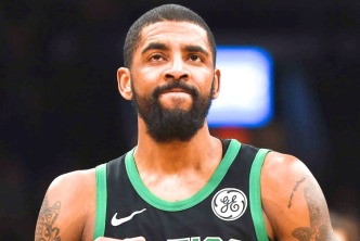 Bruins' Player Mocks Kyrie Irving in Instagram Comment