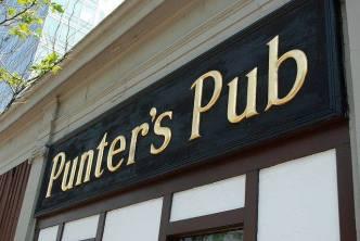 Punter's Pub in Boston Has Closed