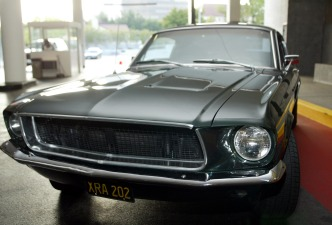 Revology Cars Builds Classic Mustangs with Modern Features