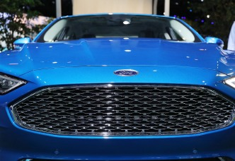 A New Look for the Next Ford Fusion