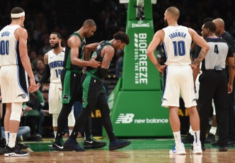 Celtics Miss More Than Smart's Play Defensively