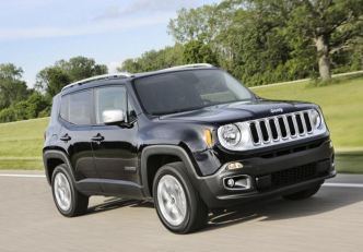 Jeep to Add Plug-In Hybrid Renegade to Its Fleet