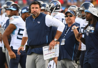 Mike Vrabel Gets 1st Crack Coaching Against Belichick, Pats