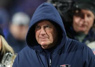 Patriots Win Ugly in Buffalo