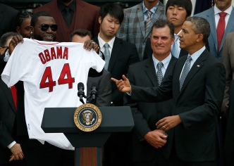 'Get Well Soon, Papi': Obama, Brady, Pedro Tweet Support for Ortiz