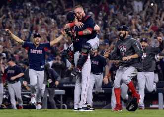 Red Sox Looking to Close the Deal on a World Series Repeat