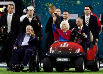 'She'll Be Missed': Lawmakers React to Barbara Bush's Death