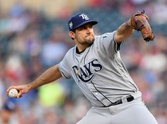 Red Sox Obtain RHP Eovaldi From Rays for Minor Leaguer