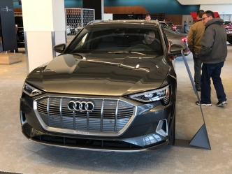 Audi's First Electric Vehicle Faces Recall