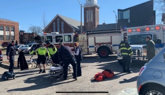 Woman Injured After Falling Over on E-Scooter During Brookline's Pilot Program Launch