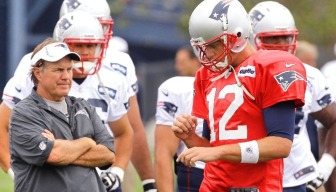 Belichick on Brady Contract: 'Always Good to Come to an Agreement'