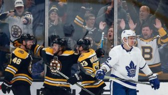 Bruins Highly Motivated to Secure Home Ice