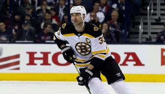 Brady Recruits Chara as Potential Gronk Replacement