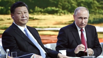 China, Russia Aim for 'Desirable World Order'