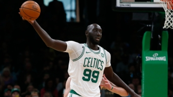 It's Tacko Time in Maine, With Fall Set to Make Red Claws Home Debut