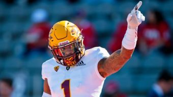 Patriots Select Arizona State WR N'Keal Harry in First Round