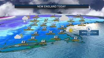 Mild Today, Colder Weather Coming