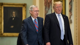 McConnell Withdraws Trump Judicial Pick Minutes Before Vote