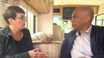 1-on-1 with Sen. Cory Booker Continues