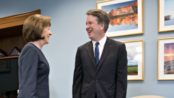 Sen. Collins: Kavanaugh Said Roe v. Wade Is Settled Law