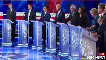 Takeaways From Night 2 of the Democratic Presidential Debate