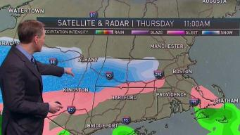 Weather Forecast: Snow, Cold Temperatures Return
